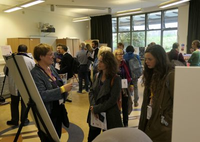 Poster session CECA conferentie Londen 2017