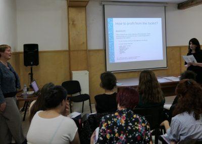 Workshop Tbilisi 24 10 18